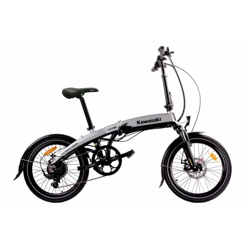 KW-87000350-KAWASAKI Folding-Bike folding