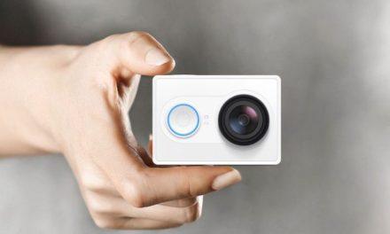 Xiaomi YiCamera – odpověď na outdoorové kamery GoPro