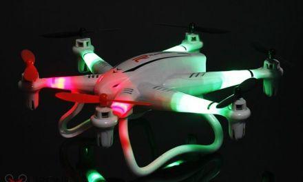 FQ777 Sirius 956C – šest vrtulí s 2 MPx kamerou