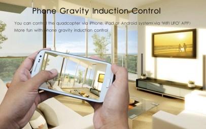 Yuxiang 668-Q8 WiFi FPV2