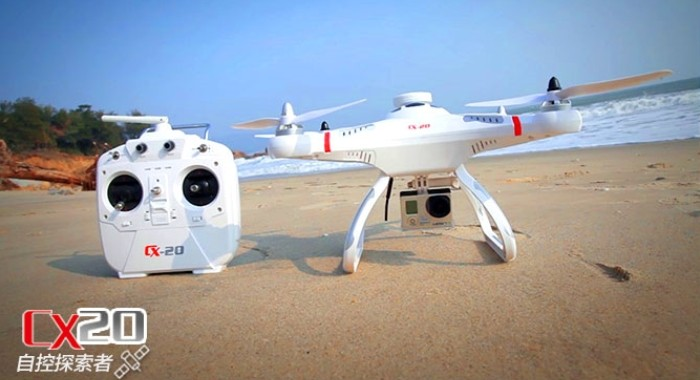 CX-20_Auto-Pathfinder-UVA-Similar-as-DJI-Phantom-1-2_4GHz-4CH-Camera-GPS-Quadrocopter-0