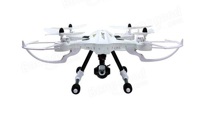 JJRC H26D - Dron s kamerou a gimbalem