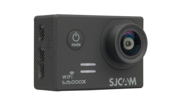 SJCAM uvádí limitovanou akční kameru SJCAM SJ5000X