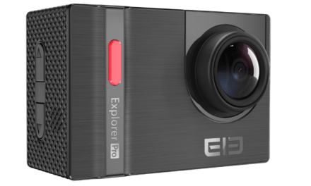 Elephone Explorer Pro – Elephone oznamuje další akční kameru