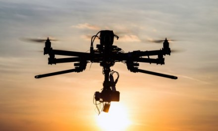 Vítězné snímky filmového festivalu dronů