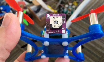 DroneThermal je nejmenší termo kamera pro drony