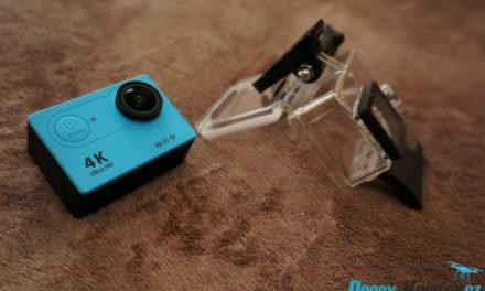 Recenze Eken H9 – akční kamerka za málo peněz…