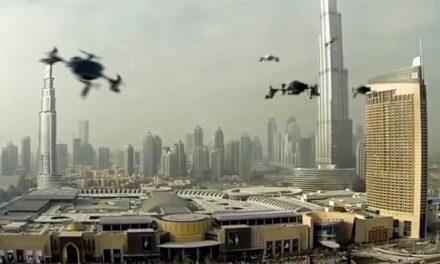 Dubaj hostí první Grand Prix dronů