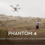 DJI Phantom 4 byl oficiálně představen