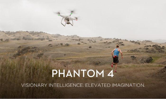 Jak funguje antikolizní systém u DJI Phantom 4?