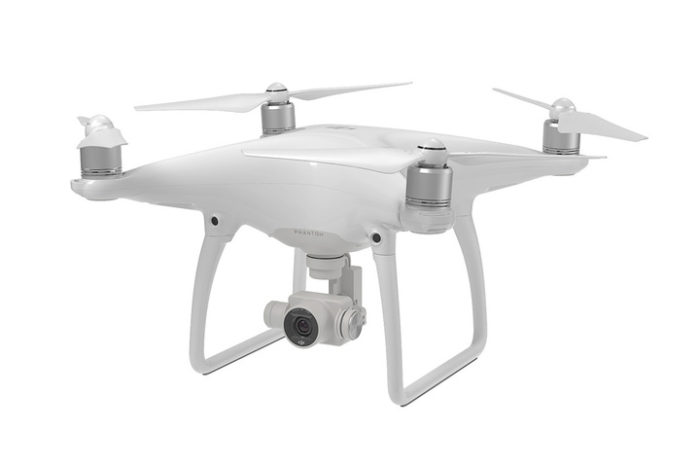 Další videa dronu DJI Phantom 4