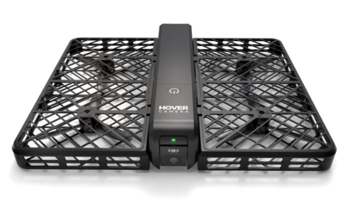 Hover Camera - bezpečný selfie dron
