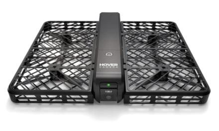 Hover Camera – bezpečný selfie dron