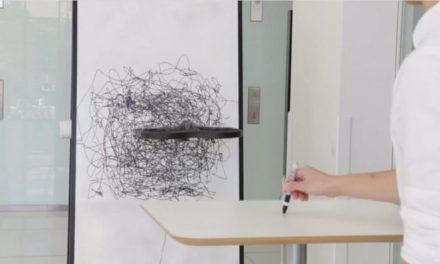 Drony jako umělci?