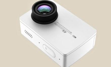 Xiaomi Yi 2 4K se slevovým kupónem za 216$