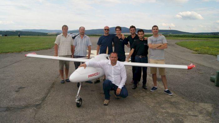 České bezpilotní letouny se připravují licenčně vyrábět v Číně