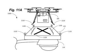 dobíjecí stanice pro drony