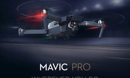 Kdo má zájem o slevové kupóny na DJI Mavic Pro?