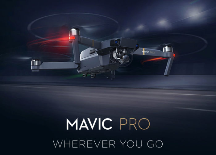 DJI Mavic Pro v akci jen za 781€