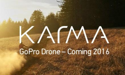 Dron GoPro Karma bude brzy představen