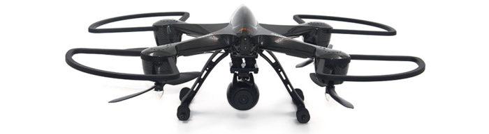 Feilun FX122 – novinka s bezkartáčovými motory