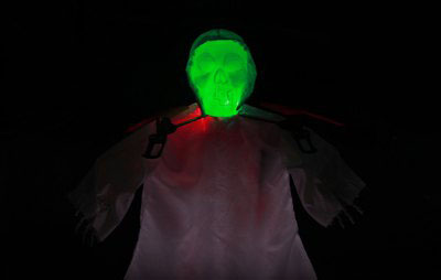 Halloweenský dron