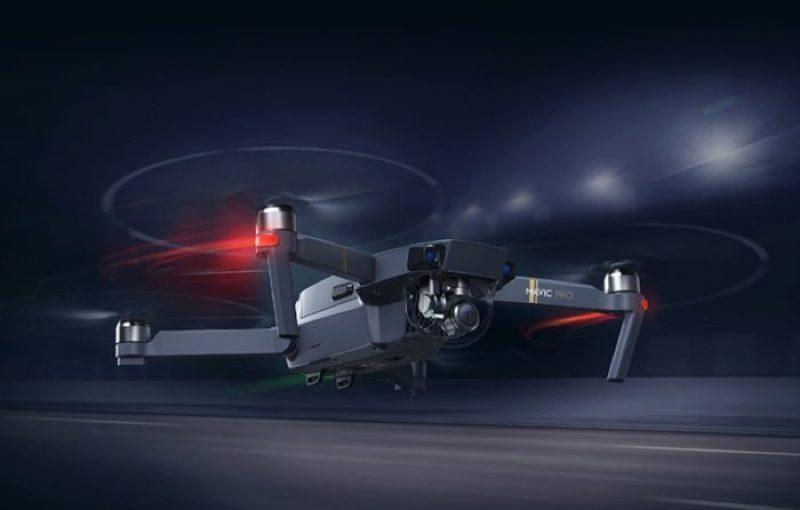 dronu DJI Mavic Pro