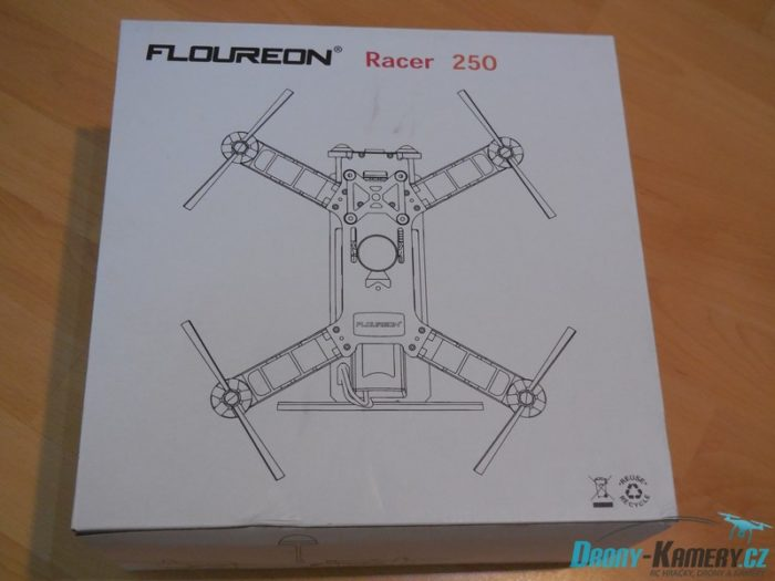 Floureon Racer 250