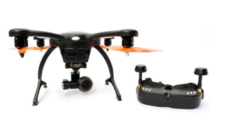 Drony Ehang GhostDrone
