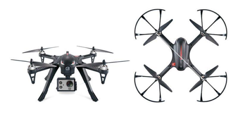 MJX Bugs 3 . drony MJX