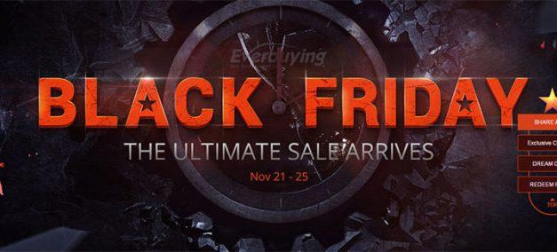 Black Friday na Everbuying
