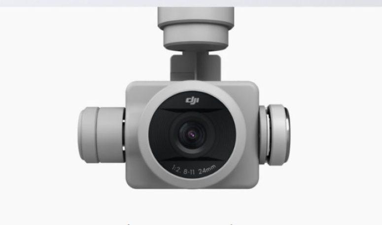 Kamera DJI Phantom 4 Pro