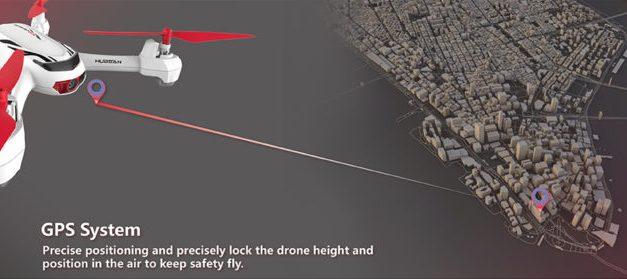Novinky – Hubsan X4 H502E Desire – nejlevnější s GPS