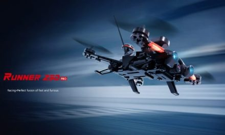 Představení: Walkera Runner 250 Pro – bombardér s ambicemi stíhačky