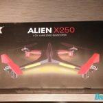 XK Alien X250 box front