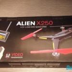 XK Alien X250 box rear