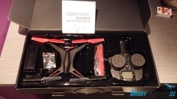 XK Alien X250 in box