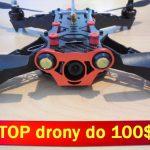 Nej drony do 100 dolarů