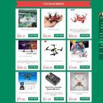 Akce: Gearbest má velké vánoční slevy na EU skladě