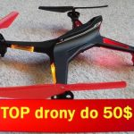Nej drony do 50 dolarů