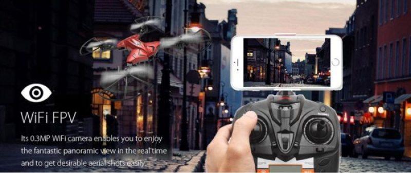 Skytech TK110WH WiFi FPV