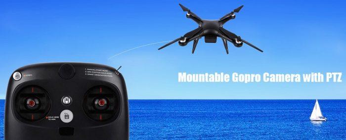 Sleva – Tovsto Aegean V2 nosič kamery za sníženou cenu