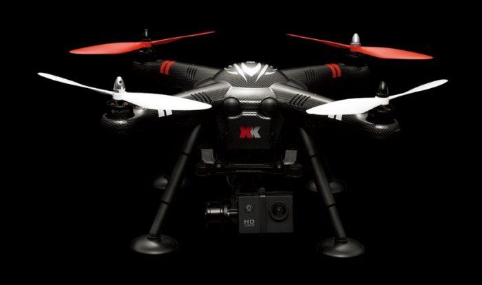 Představení: XK Detect X380 – unese kameru a má GPS