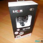 Unboxing SJCAM SJ7 Star - hvězda od SJCAM