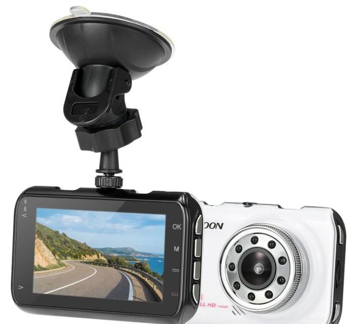 KKmoon A9 – palubní kamera za pár korun