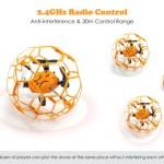 Skytech M70 – miniaturní dron v kleci