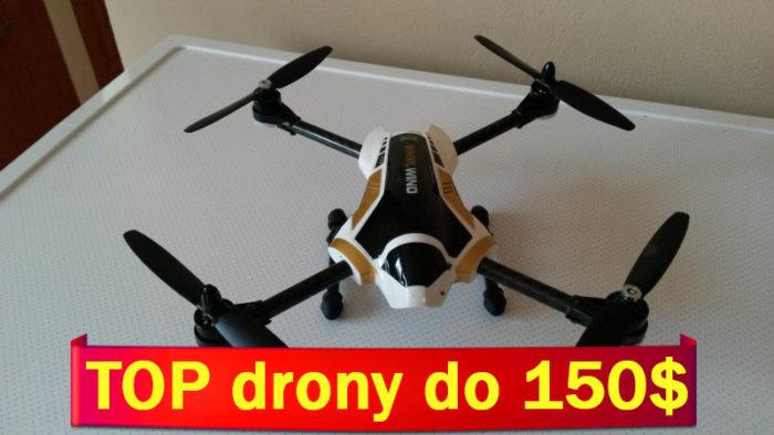 Nej drony do 150 dolarů