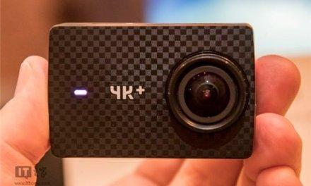 YI 4K+ – první kamera s 4K/60 fps