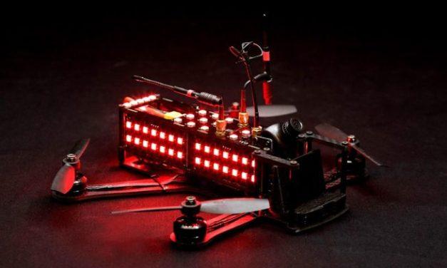 The Drone Racing League 2017 – nová sezóna s novým hlavním sponzorem