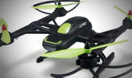 JJRC X2 dron se střídavými motory